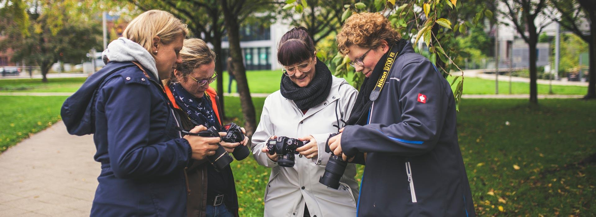 Fotokurs | Grundlagen 1 / Kameratechnik
